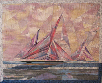 Sails - Copyright Mickey Lawler